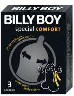 Billy Boy mit weiterer Spitze