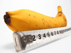 Penisgröße messen - Penis messen